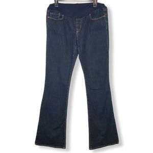 Gap 1969 Maternity Sexy Boot Jeans 30/10 Long